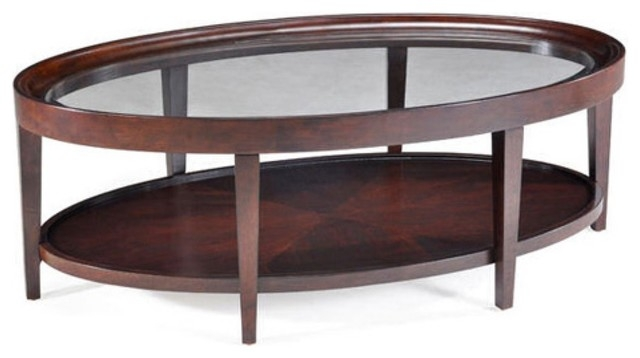Stunning Series Of Oval Glass Coffee Tables Intended For Modern Oval Coffee Table (Image 47 of 50)
