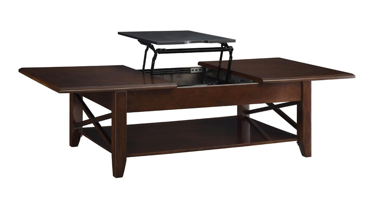 Stunning Series Of Raisable Coffee Tables With Regard To Lift Coffee Table Worldtipitaka (View 27 of 40)