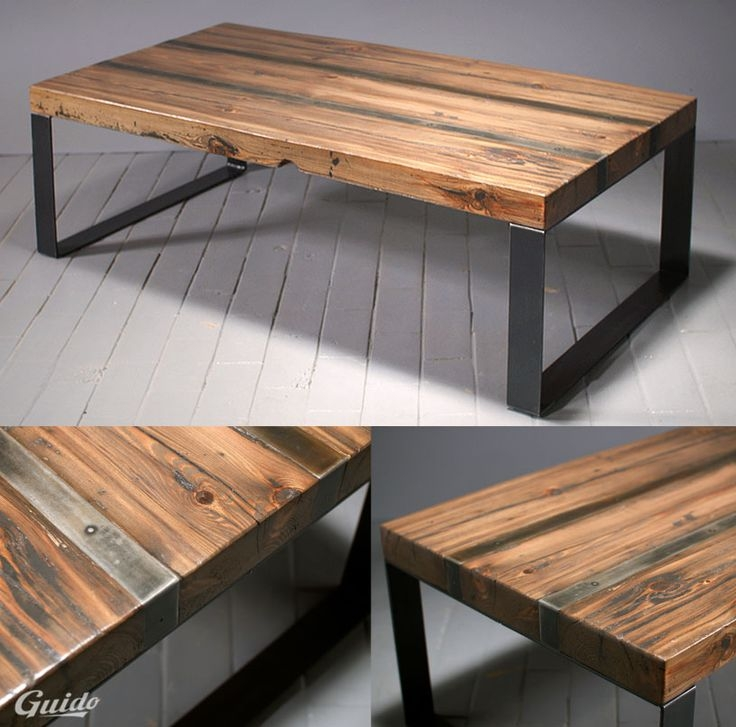 Stunning Series Of Reclaimed Wood Coffee Tables Pertaining To Best 10 Reclaimed Wood Coffee Table Ideas On Pinterest Pine (View 9 of 50)