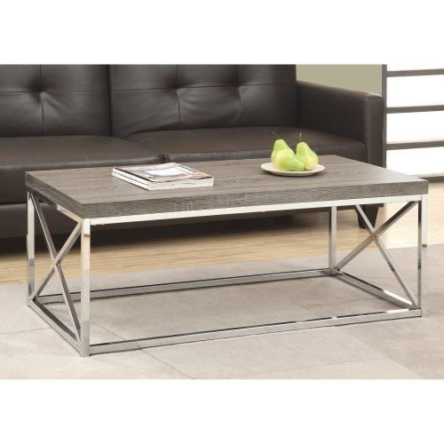 Stunning Series Of Rectangle Glass Chrome Coffee Tables With Regard To 232 Best Rectangle Coffee Tables Images On Pinterest Office (View 15 of 50)