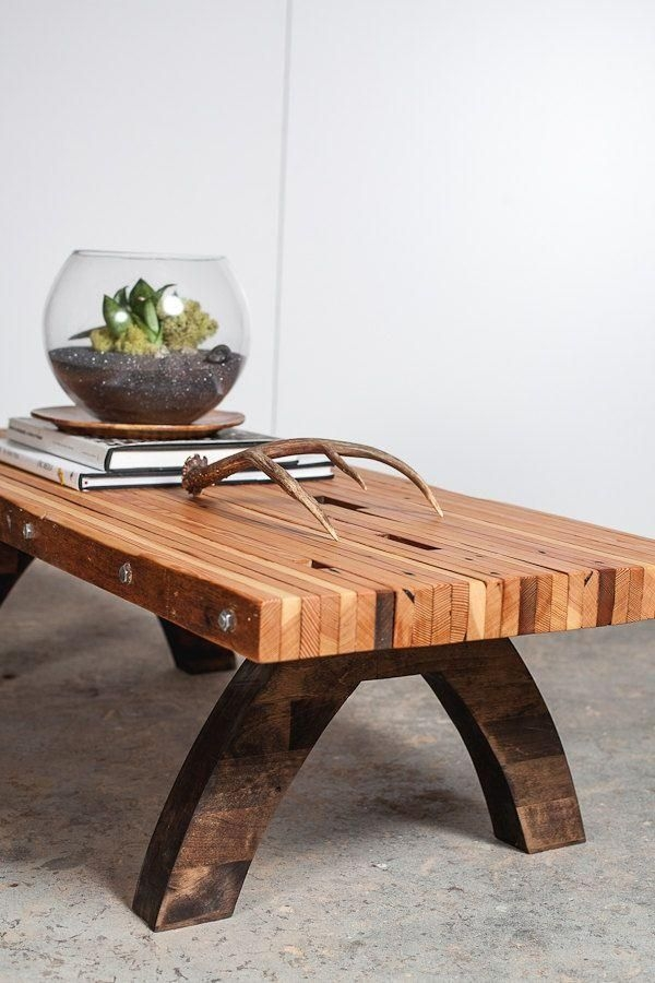 Stunning Series Of Rustic Wood DIY Coffee Tables Throughout 172 Best Furniture Images On Pinterest Tables Wood And Woodwork (Image 46 of 50)