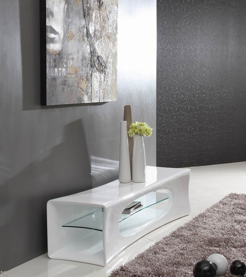 Stunning Series Of Small White TV Cabinets Intended For Contemporary White Tv Stand (Image 42 of 50)