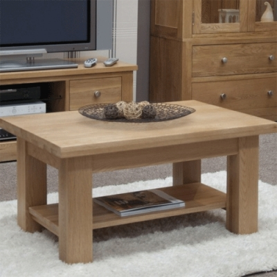 Stunning Series Of Torino Coffee Tables With Regard To Oak Coffee Tables Online Furniture Plus Uk (Image 39 of 40)