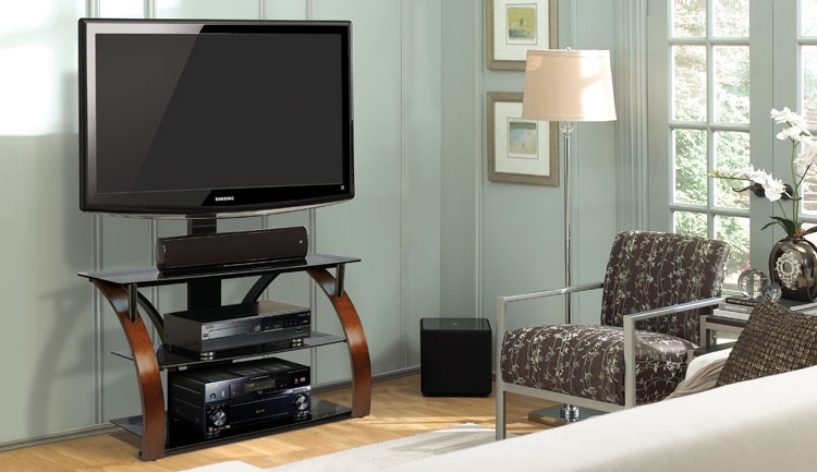 Stunning Top Bell'O Triple Play TV Stands Regarding 1 (View 26 of 50)