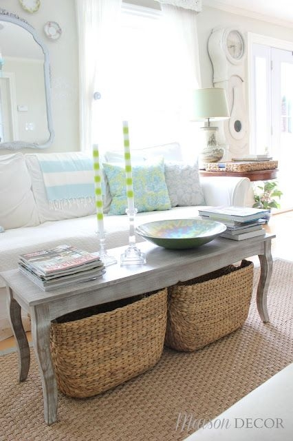 Stunning Top Coffee Tables With Baskets Underneath Pertaining To Best 25 Coffee Table With Storage Ideas Only On Pinterest (Image 36 of 40)