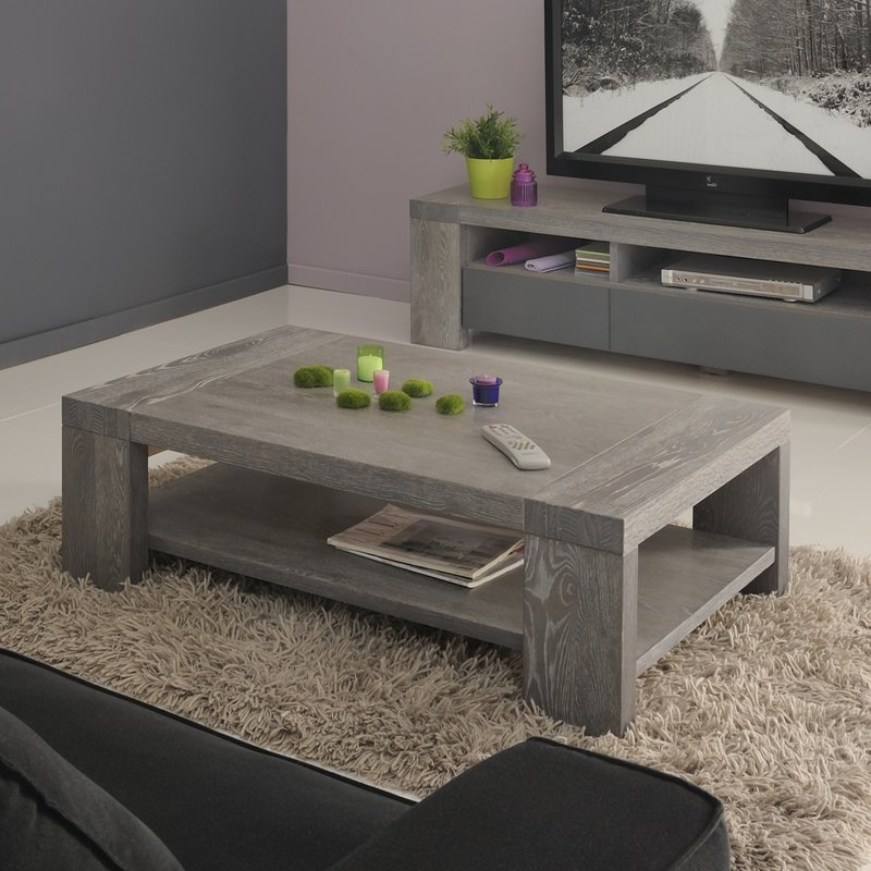 Stunning Top Coffee Tables With Magazine Rack For Parisot Bristol Coffee Table With Magazine Rack Reviews Wayfair (View 16 of 50)