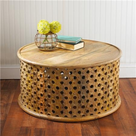 Stunning Top Mango Wood Coffee Tables Throughout Light Wood Coffee Table (Image 45 of 50)