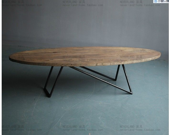 Stunning Top Metal Oval Coffee Tables Inside Best 25 Oval Coffee Tables Ideas Only On Pinterest Coffee Table (View 22 of 50)