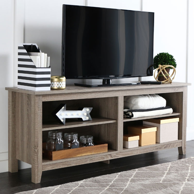 Stunning Top Modern 60 Inch TV Stands With Regard To 60 Inch Tv Stands Kraleene 60 Inch Tv Stand Walker Edison 60inch (View 46 of 50)