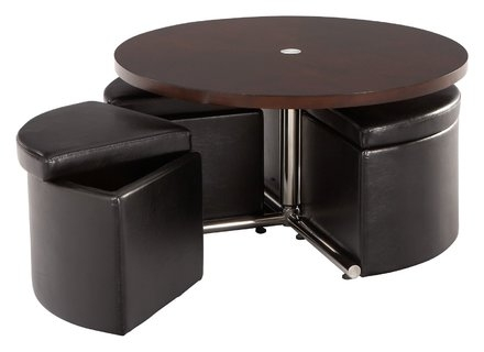 Stunning Top Round Coffee Tables With Storage Inside Round Coffee Table Storage Jerichomafjarproject (View 34 of 50)
