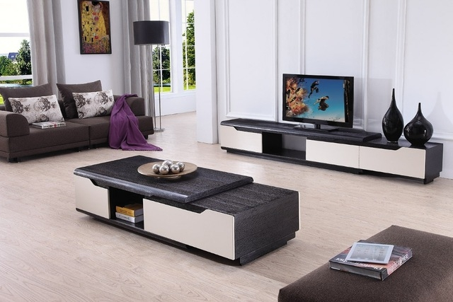 Stunning Top Tv Unit And Coffee Table Sets With Regard To Wooden Coffee Table And Tv Stand Coffee Addicts (Image 47 of 50)