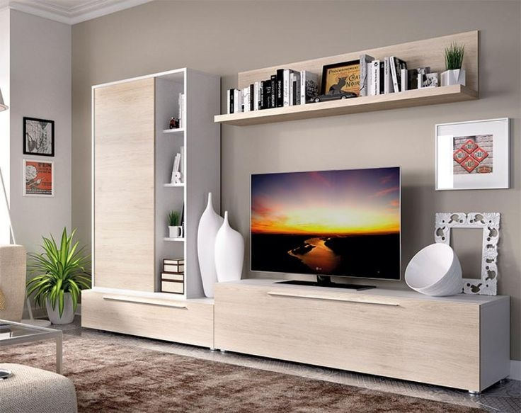 Stunning Top Wall Display Units & TV Cabinets Regarding Best 20 Tv Wall Cabinets Ideas On Pinterest White Entertainment (View 11 of 50)
