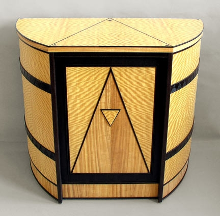 Stunning Trendy Art Deco TV Stands Intended For Custom Art Deco Furniture (Image 44 of 50)