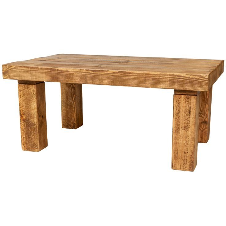 Stunning Trendy Chunky Wood Coffee Tables Inside 11 Best Coffee Tables Images On Pinterest In The Uk Solid Wood (Image 45 of 50)
