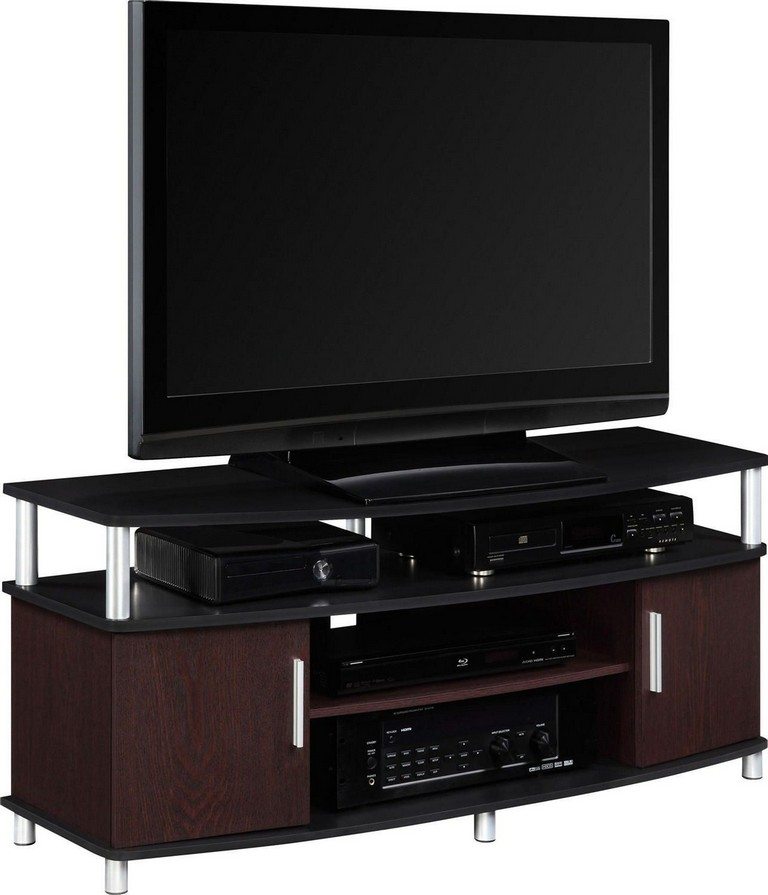 50 inspirations corner tv stands for 46 inch flat screen tv stand ideas. Black Bedroom Furniture Sets. Home Design Ideas