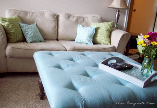 Stunning Trendy Fabric Coffee Tables In Wonderful Fabric Coffee Table Ideas (View 6 of 50)