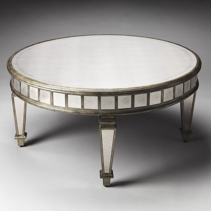 Stunning Trendy Oval Mirrored Coffee Tables Regarding Best 20 Mirrored Coffee Tables Ideas On Pinterest Home Living (Image 41 of 50)