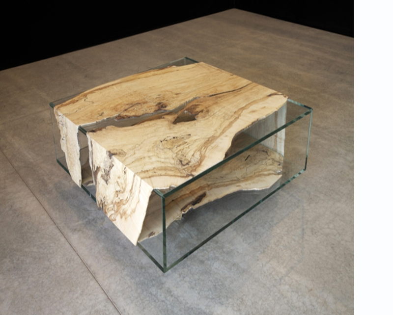 Stunning Trendy Reclaimed Wood And Glass Coffee Tables Throughout Wood Coffee Table Glass Top Recycled Glass Countertops Reclaimed (View 11 of 50)