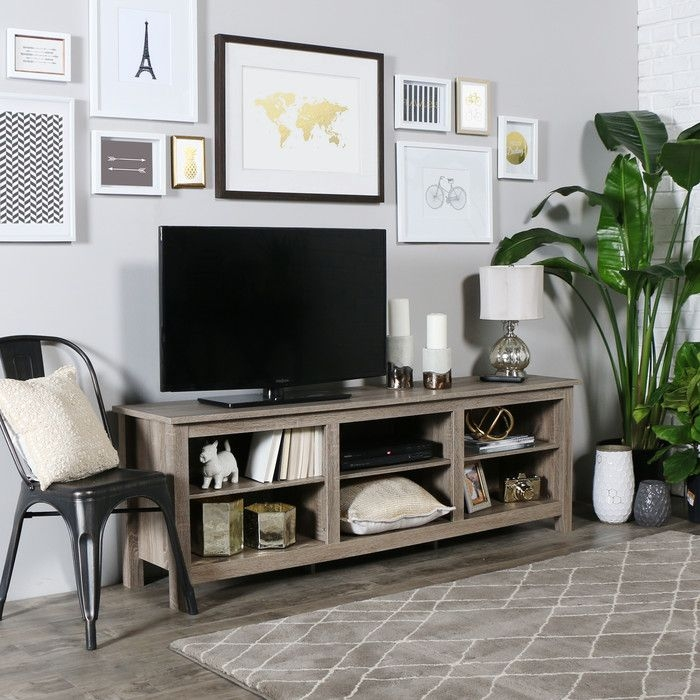 Stunning Trendy TV Stands With Back Panel With Best 25 Tv Stands Ideas On Pinterest Diy Tv Stand (View 37 of 50)