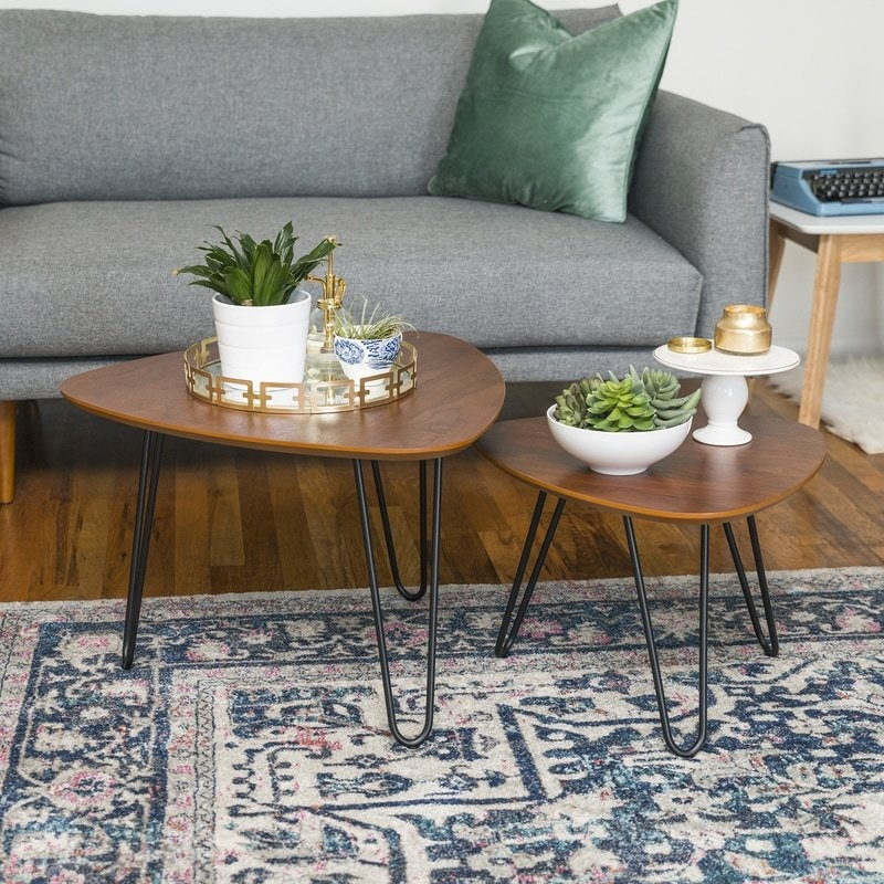 Stunning Trendy Wayfair Coffee Table Sets With Triangle Coffee Table Sets Youll Love Wayfair (Image 43 of 50)