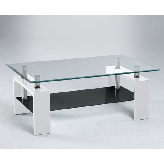 Stunning Trendy White And Glass Coffee Tables Regarding Cheap Coffee Table White Master Bedroom Decor Traditional White (View 3 of 40)
