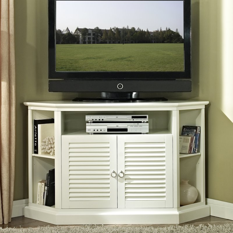 Stunning Unique Corner TV Stands For 55 Inch TV Pertaining To Shop 149 Corner Tv Stands (View 3 of 50)