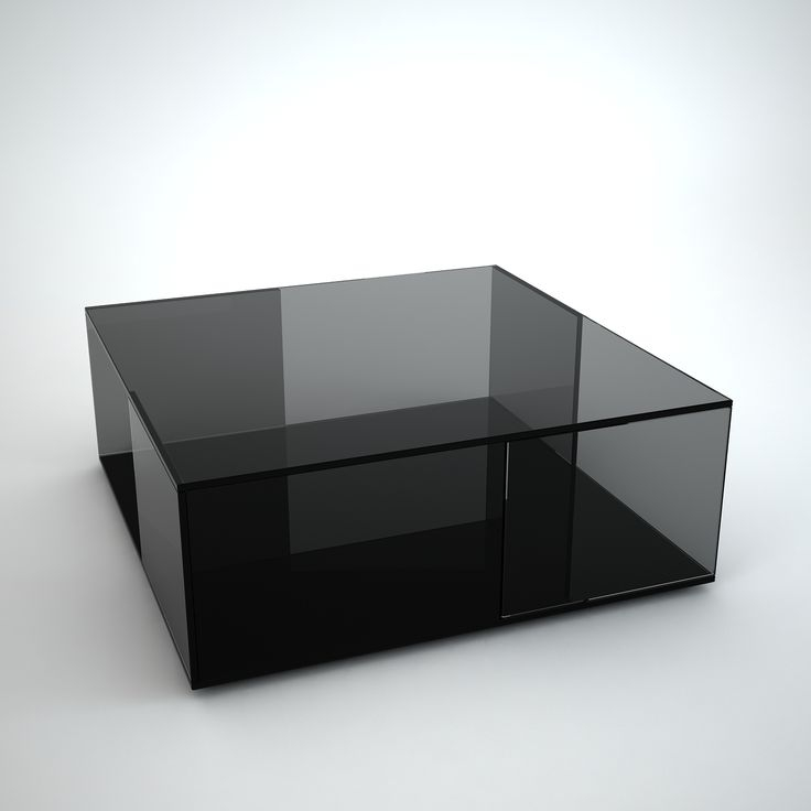 Stunning Unique Dark Glass Coffee Tables Intended For Best 25 Black Glass Coffee Table Ideas That You Will Like On (View 3 of 50)