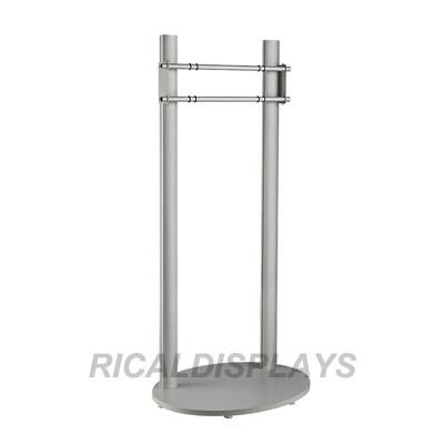 Stunning Unique Double TV Stands With Regard To Double Pole Tv Stand Rc Fp02 Rical China Manufacturer (Image 45 of 50)