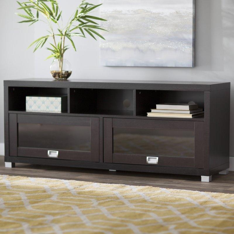 Stunning Unique Rectangular TV Stands With Regard To Zipcode Design Anna 576 Tv Stand Reviews Wayfair (Image 47 of 50)