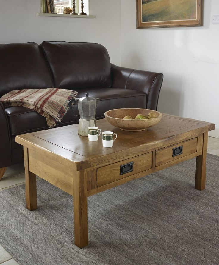 Stunning Unique Solid Oak Coffee Table With Storage Intended For 95 Best Oak Furniture Inspiration Images On Pinterest Solid Oak (Image 44 of 50)