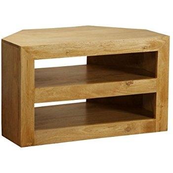 Stunning Unique Solid Oak Corner TV Cabinets In Oak Tv Corner Cabinet Bar Cabinet (View 7 of 50)