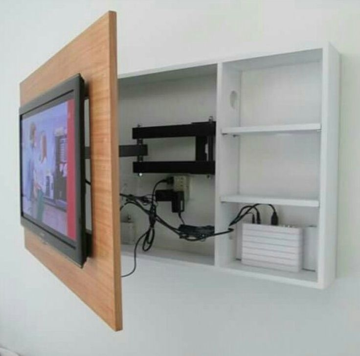 Stunning Unique Wall Mounted TV Stands With Shelves Intended For 25 Best Swivel Tv Wall Mount Ideas On Pinterest Tv Swivel Mount (Image 48 of 50)