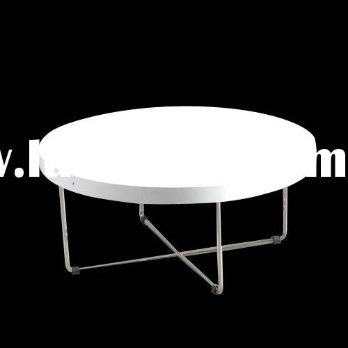 Stunning Unique White Circle Coffee Tables For Round Modern Coffee Table (Image 43 of 50)