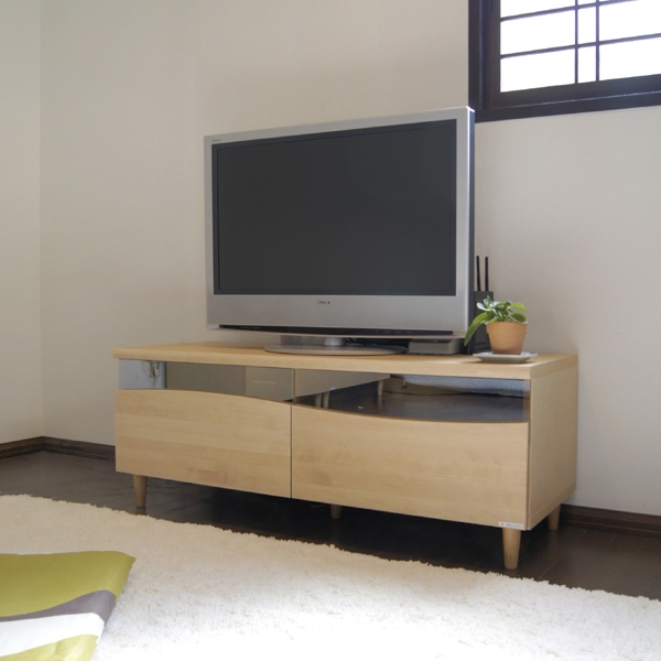 Stunning Variety Of Birch TV Stands Intended For Grove Rakuten Global Market Es Tv Stand 120 Cm Snack Lowboard (Image 44 of 50)