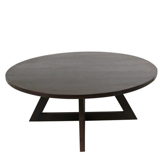 Stunning Variety Of Black Circle Coffee Tables Intended For Coffee Table Round Australia (View 21 of 50)