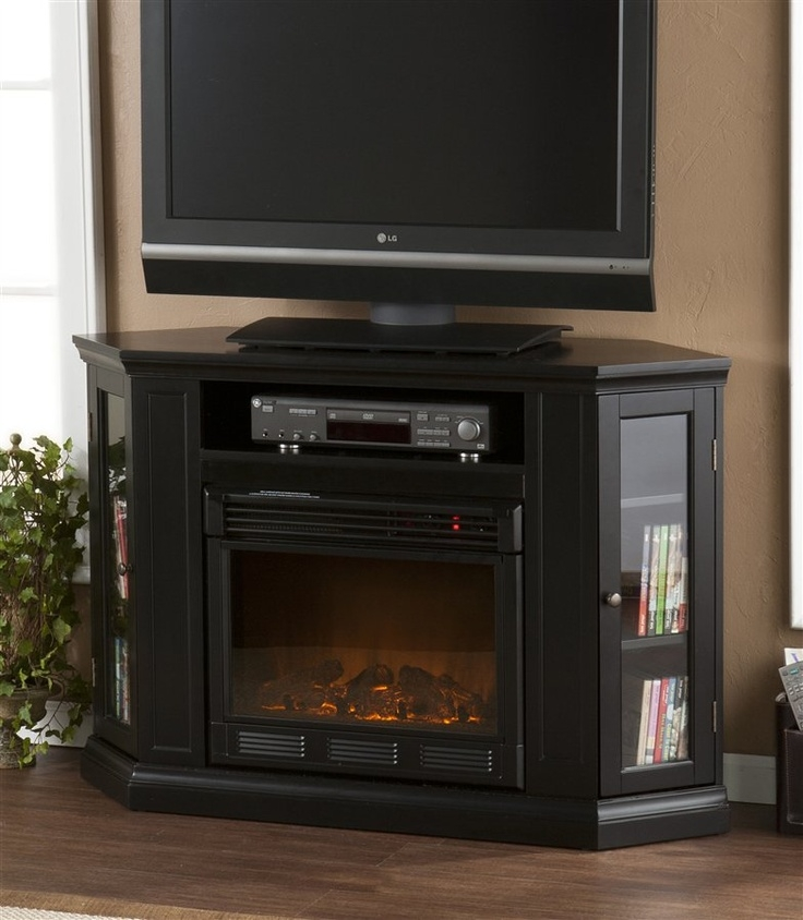 Stunning Variety Of Black Corner TV Cabinets Inside 125 Best Tv Cabinets Stands Images On Pinterest Tv Stands Tv (View 37 of 50)