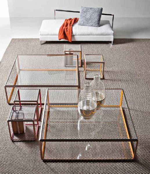Stunning Variety Of C Coffee Tables Throughout 45 Ron Gilad Molteni C Furniture Low Tables Pinterest (Image 43 of 50)