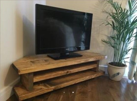 Stunning Variety Of Real Wood Corner TV Stands In 16 Best Tv Stands Images On Pinterest Tv Cabinets Tv Stands And (Image 49 of 50)