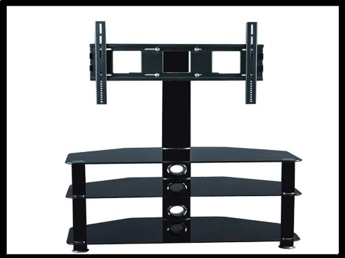 Stunning Well Known 32 Inch TV Stands Pertaining To Amazon Lcd Led Plasma Tv Stand 32 37 40 42 46 48 50  (Image 46 of 50)