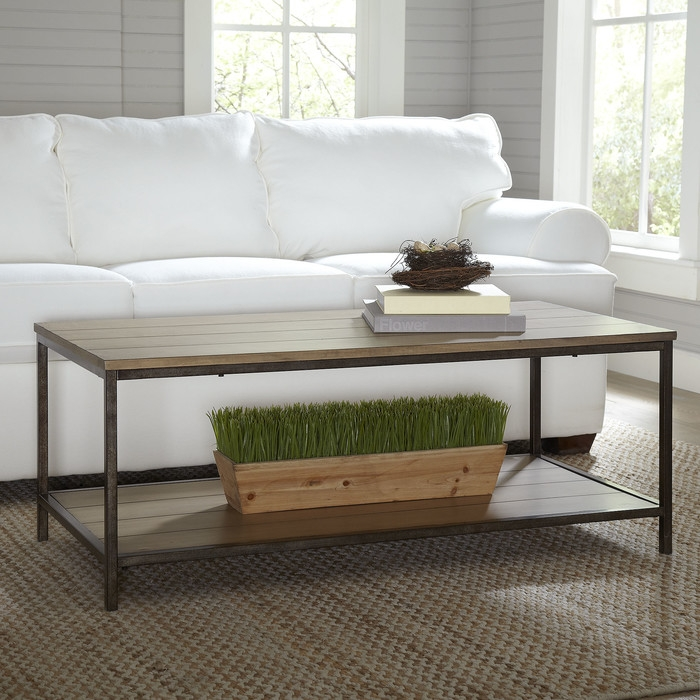 Stunning Well Known Birch Coffee Tables Pertaining To Birch Lane Stourton Coffee Table Reviews Wayfair (View 15 of 50)