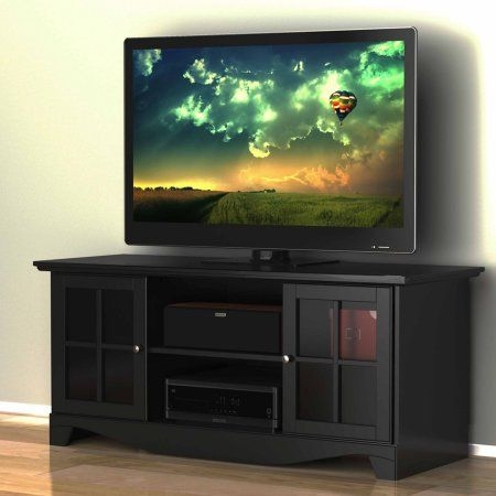Stunning Wellknown Black Corner TV Stands For TVs Up To 60 With Regard To Best 25 Black Tv Stand Ideas On Pinterest Living Room Sets Ikea (Image 45 of 50)