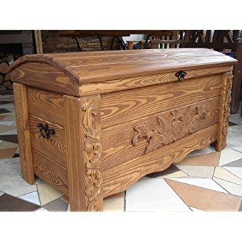 Stunning Well Known Blanket Box Coffee Tables With Regard To Wooden Blanket Box Coffee Table Trunk Vintage Chest Wooden Ottoman (Image 47 of 50)