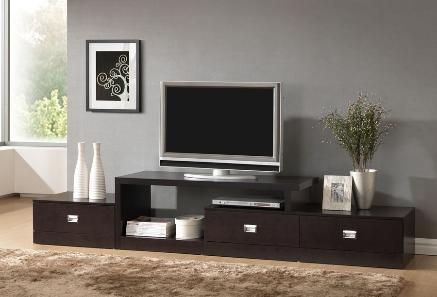 Stunning Well Known Contemporary TV Cabinets Inside Modern Tv Stands Tv045 Modern Furniture (Image 47 of 50)