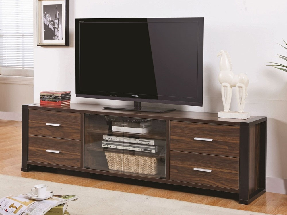 Stunning Well Known Contemporary TV Stands Pertaining To 70 Inch Contemporary Tv Stand (Image 50 of 50)