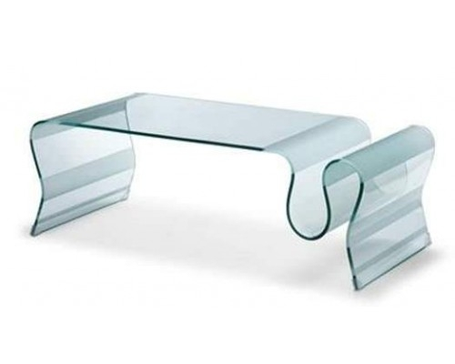 Stunning Wellknown Curved Glass Coffee Tables Inside Coffee Tables Decor Curved Glass Coffee Table Futuristic (Image 43 of 50)