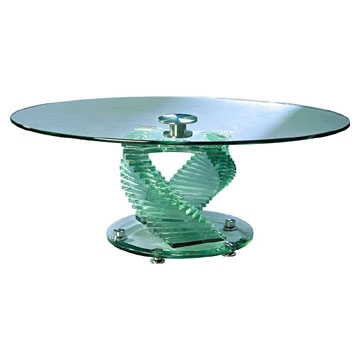Stunning Well Known Oval Shaped Glass Coffee Tables Pertaining To Glasscoffeetable (Image 46 of 50)