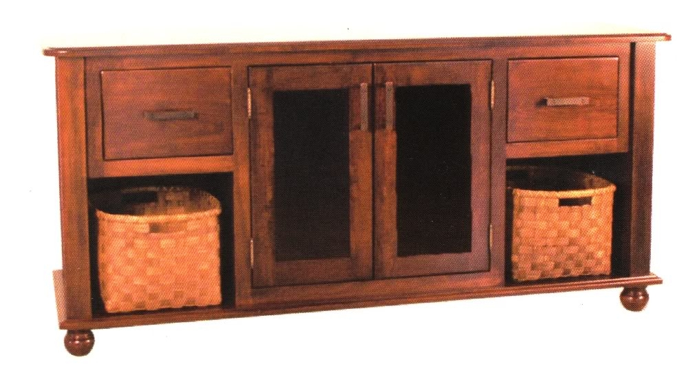Stunning Wellknown Plasma TV Stands Within Amish Plasma Lcd Tv Stand Solid Wood Television Shaker (Image 47 of 50)