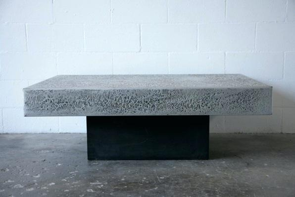 Stunning Wellknown Square Stone Coffee Tables Pertaining To Square Stone Coffee Table Jeffleeco (Image 36 of 40)