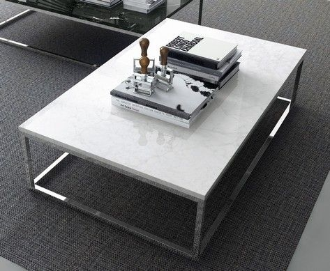 Stunning Wellknown White And Chrome Coffee Tables With Regard To Best 25 Marble Coffee Tables Ideas On Pinterest Marble Top (View 7 of 50)