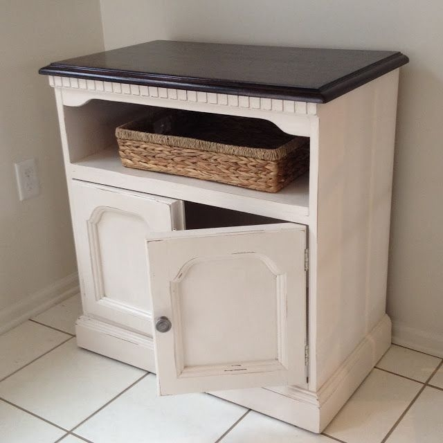 Stunning Wellknown White Painted TV Cabinets In Best 25 Tv Stand Makeover Ideas Only On Pinterest Dresser Tv (View 22 of 50)
